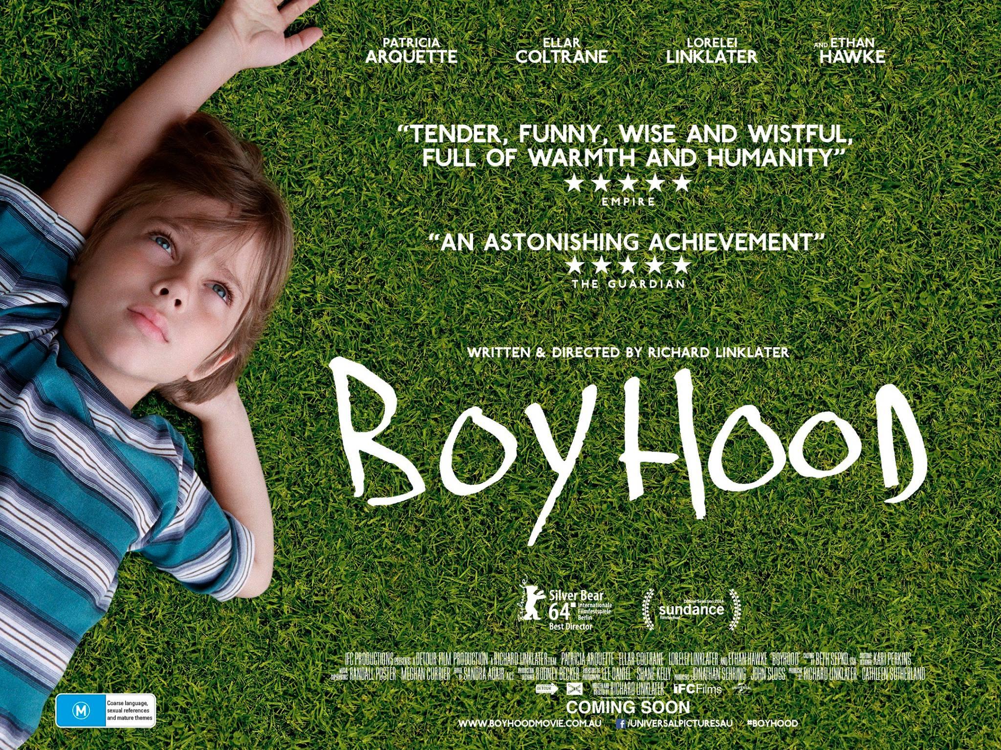 """Richard Linklater rozważa zrobienie sequela """"Boyhood"""""""