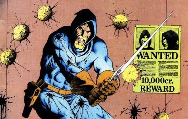"""""""Dreadstar"""" – Jim Starlin zajmie się adaptacją komiksu na serial fabularny"""