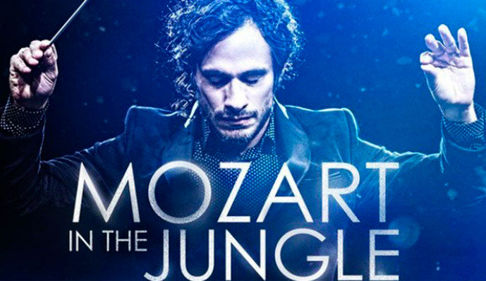 Zwiastun 2. sezonu Mozart in the Jungle