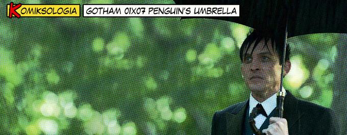 KOMIKSOLOGIA: Gotham 01×07