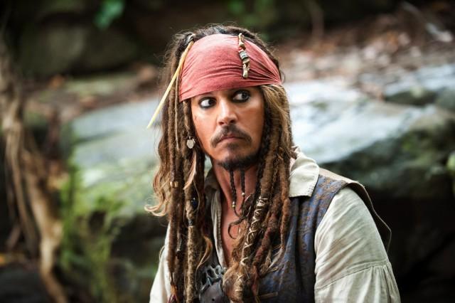 Johnny Depp - zdjęcie aktora