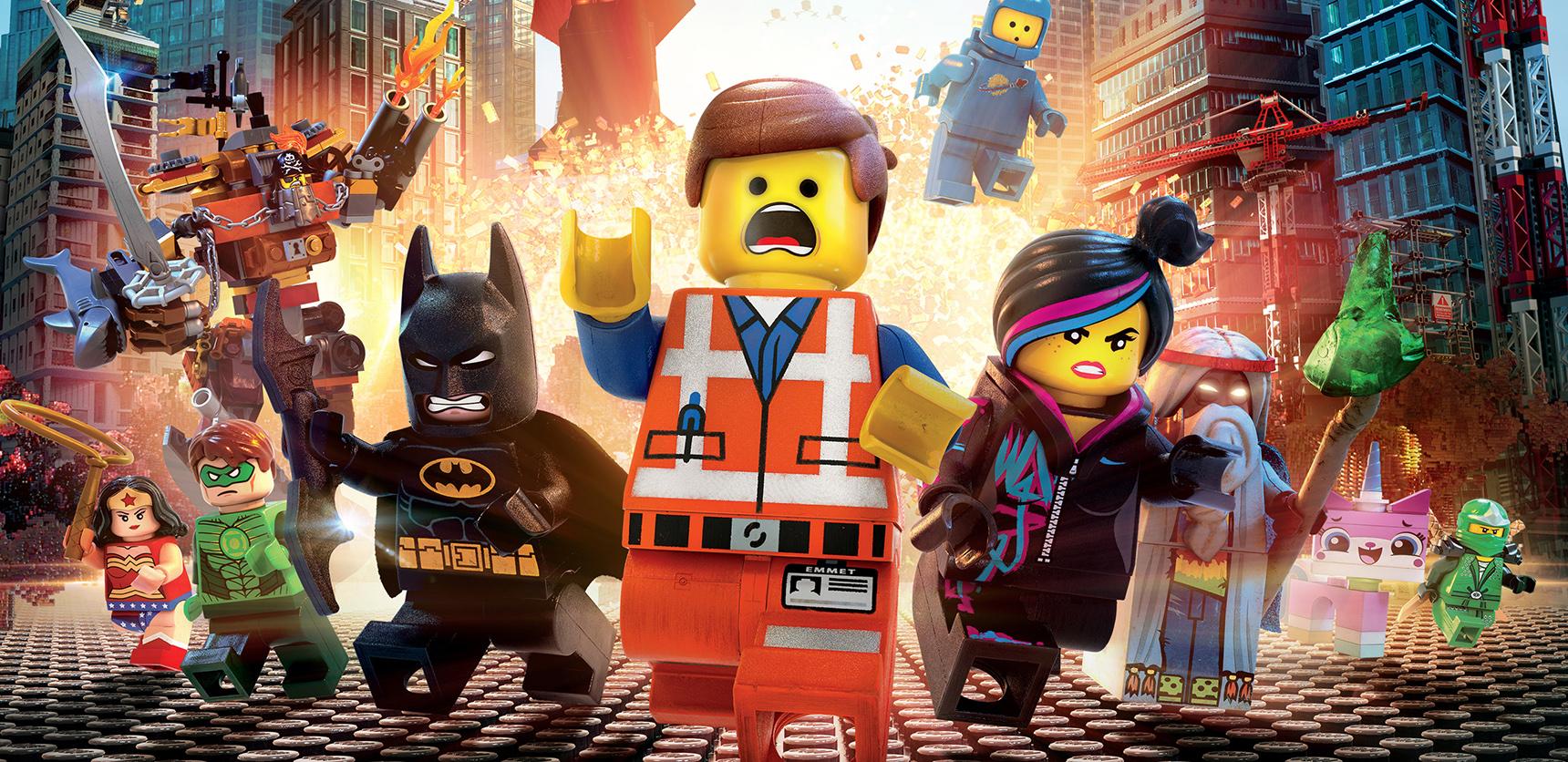 Zmiana reżysera w Lego Movie 2. Pierwsze zdjęcie z Ninjago