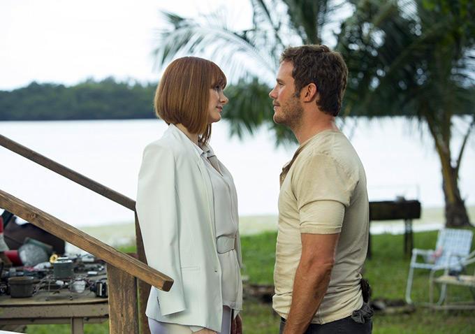 """Box Office: Rekordy """"Jurassic World"""" i """"W głowie się nie mieści"""""""