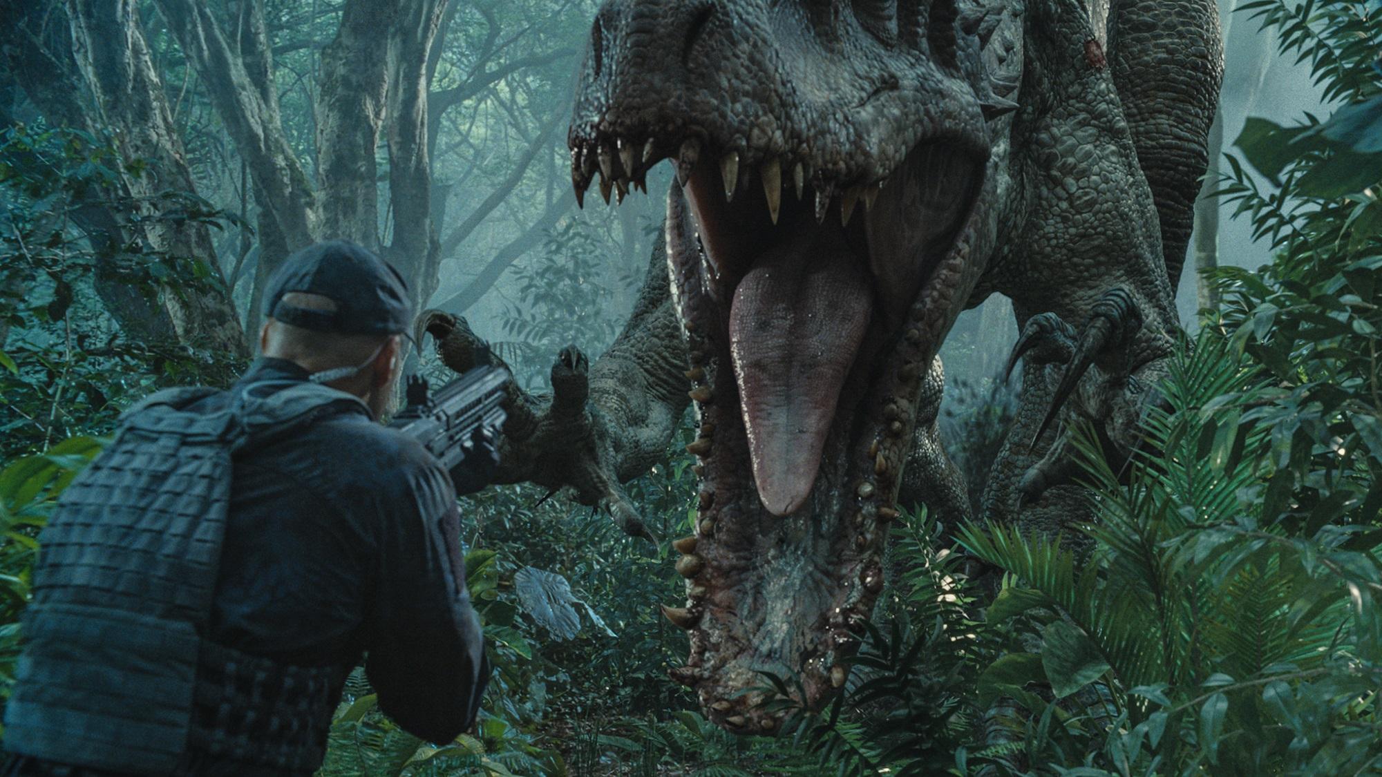 Reżyser filmu Jurassic World zapowiada, że sequel będzie naprawdę straszny
