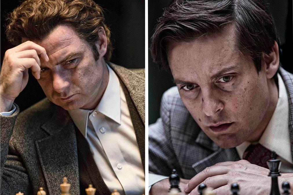 """Legendarny pojedynek szachistów. Zwiastun """"Pawn Sacrifice"""""""