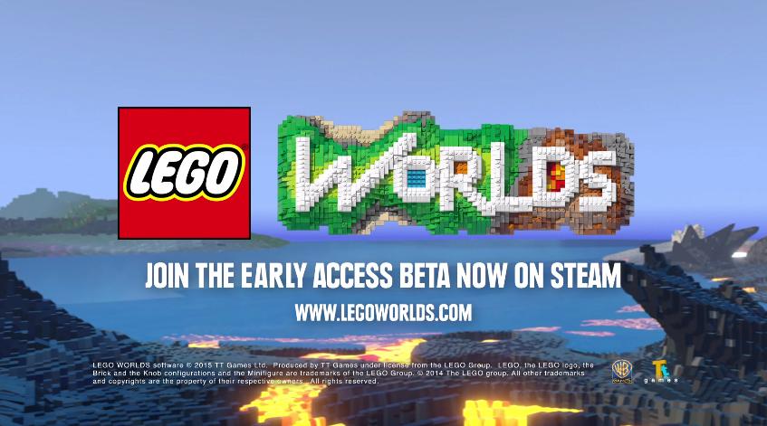 Minecraft Będzie Miał Konkurenta Nadciąga Gra Lego Worlds
