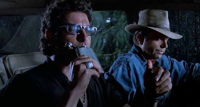 Jeff Goldblum z Parku Jurajskiego powraca w Jurassic World 2!
