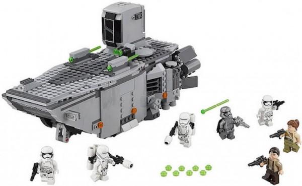 Gwiezdne Wojny Przebudzenie Mocy Oto Zestawy Lego Naekraniepl