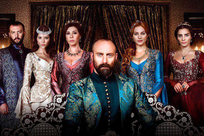 Wspaniałe stulecie – wysoka oglądalność serialu TVP1