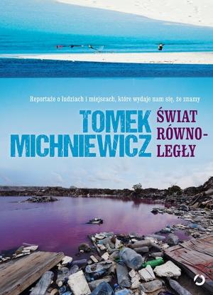 Świat równoległy Michniewicz okładka