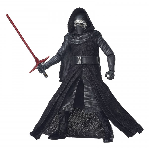 Kylo Ren - figurka Black Series - zdjęcie