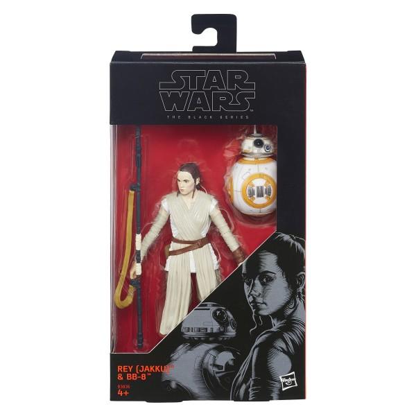 Rey - figurka Black Series - zdjęcie