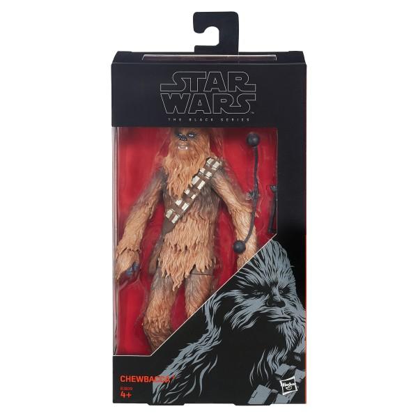 Chewbacca- figurka Black Series - zdjęcie