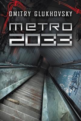 Metro 2033 - okładka