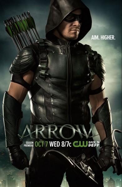 Arrow - plakat 4. sezonu