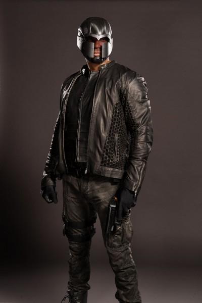 """David Ramsey jako Diggle - zdjęcie z 4. sezonu """"Arrow"""""""