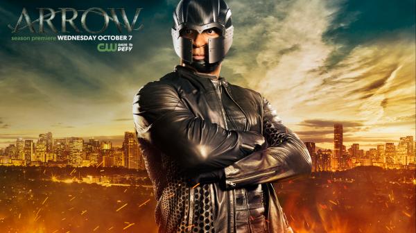 Arrow - kostium Diggle'a - zdjęcie
