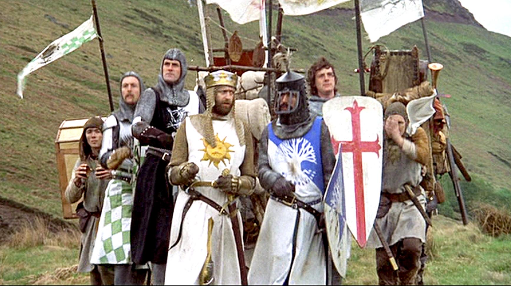 Monty Python - gral - zdjęcie