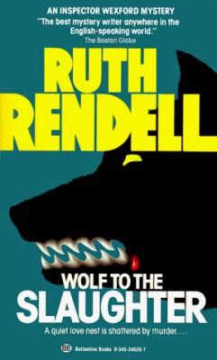 Wolf to the Slaughter - okładka