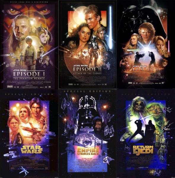 Ciekawe Plakaty Serii Gwiezdne Wojny Przegląd Naekraniepl
