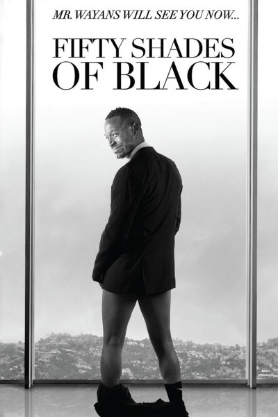 50 shades of black -zwiastun