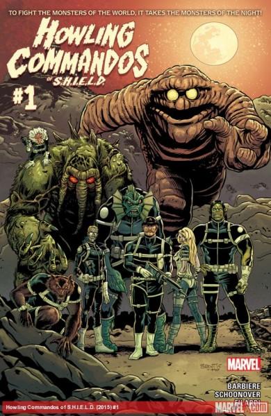 Howling Commandos of S.H.I.E.L.D. - zdjęcie