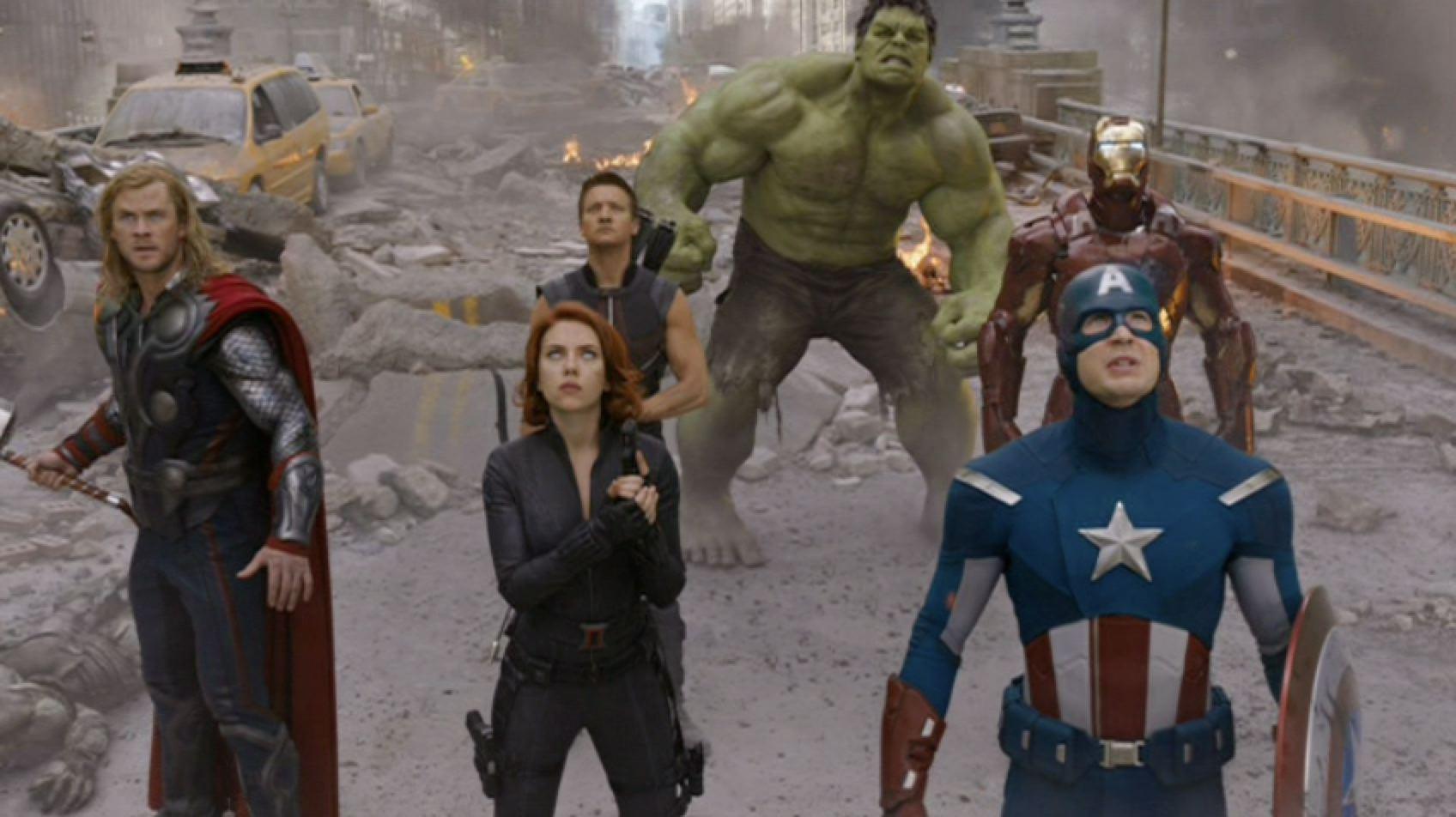 Avengers - zdjęcie