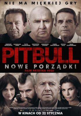 Pitbull. Nowe porządki - plakat