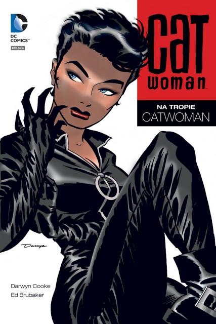 Na tropie Catwoman - okładka
