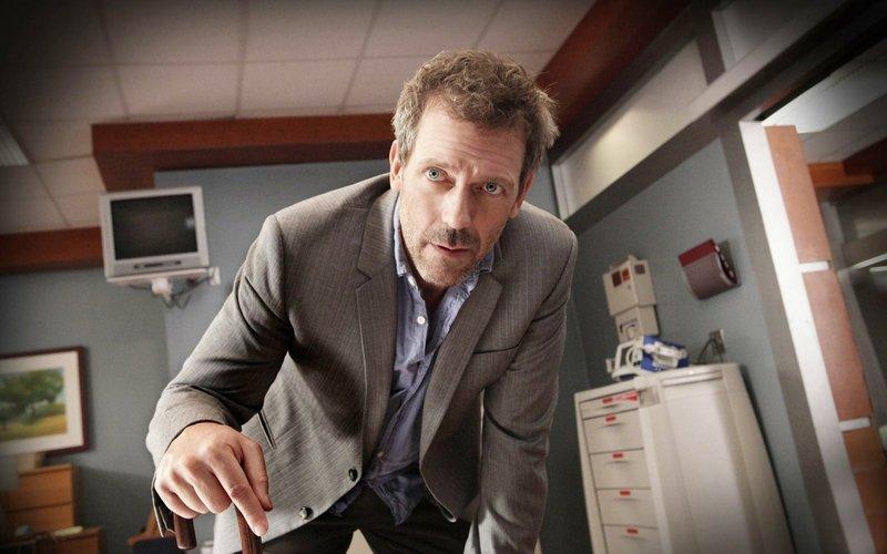 Hugh Laurie – nie tylko doktor House