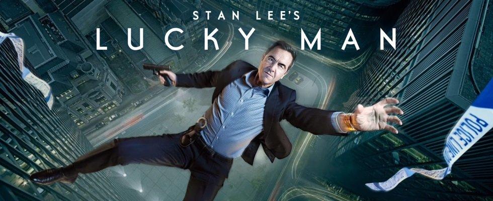 Warto obejrzeć na Showmax: Stan Lee's Lucky Man
