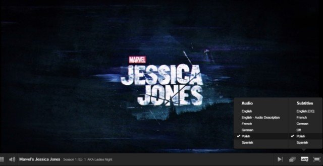 Jessica Jones - Netflix