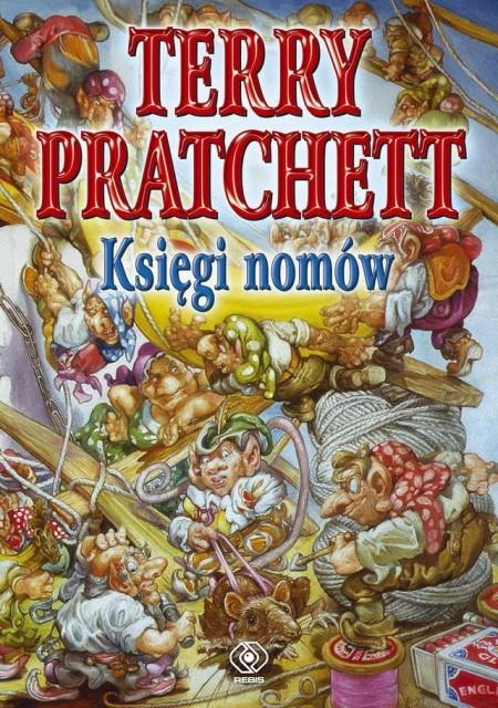 Okładka polskiego wydania