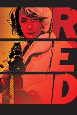 Red 2 - okładki