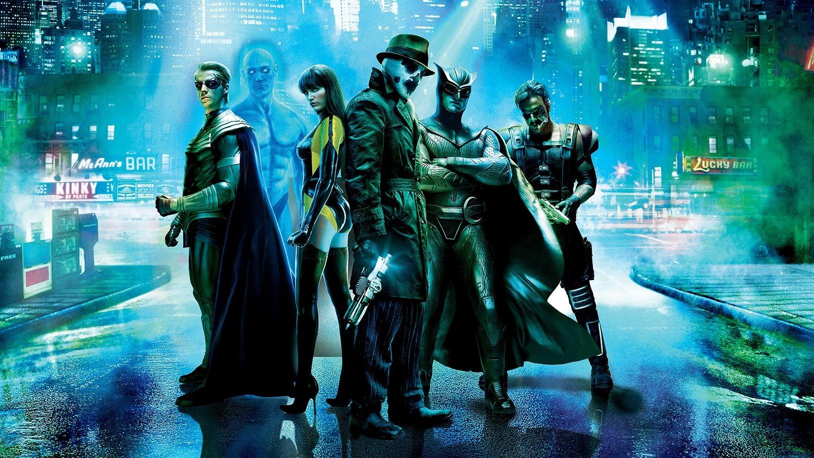 Filmy oparte na komiksach DC