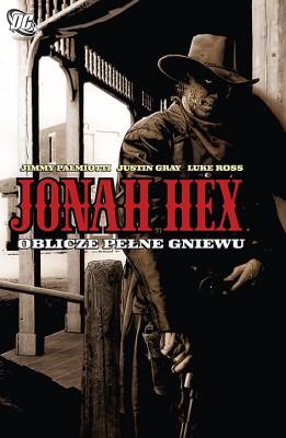 Jonah Hex Oblicze pełne gniewu, tom 1 - okładka