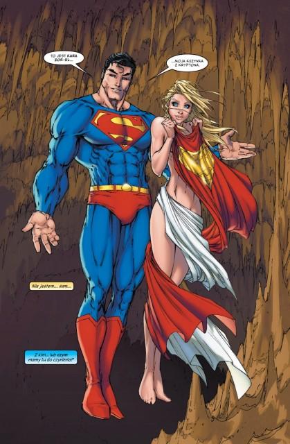 Supergirl - plansza