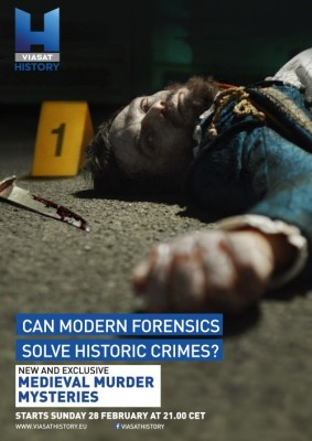 Tajemnice średniowiecznych morderstw - poster