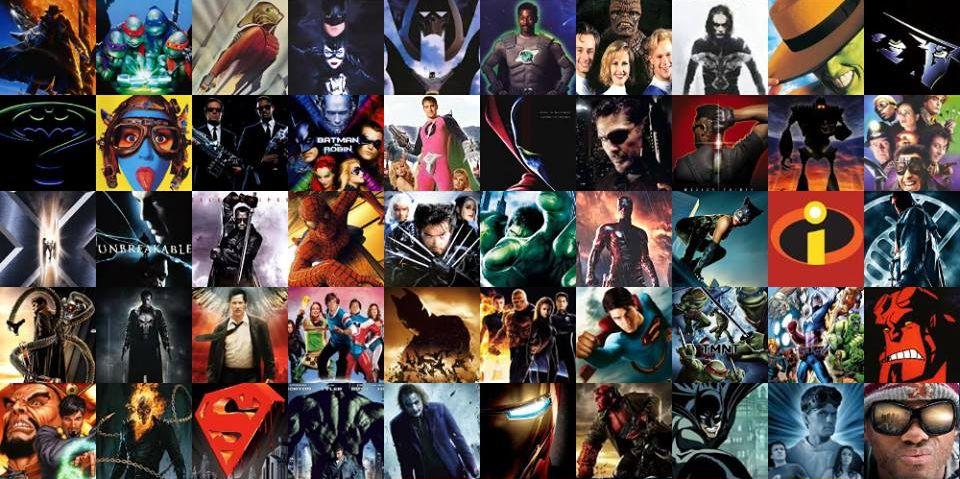 Tlen Fabryki Snów XXI wieku: Dlaczego filmy o superbohaterach są tak popularne?