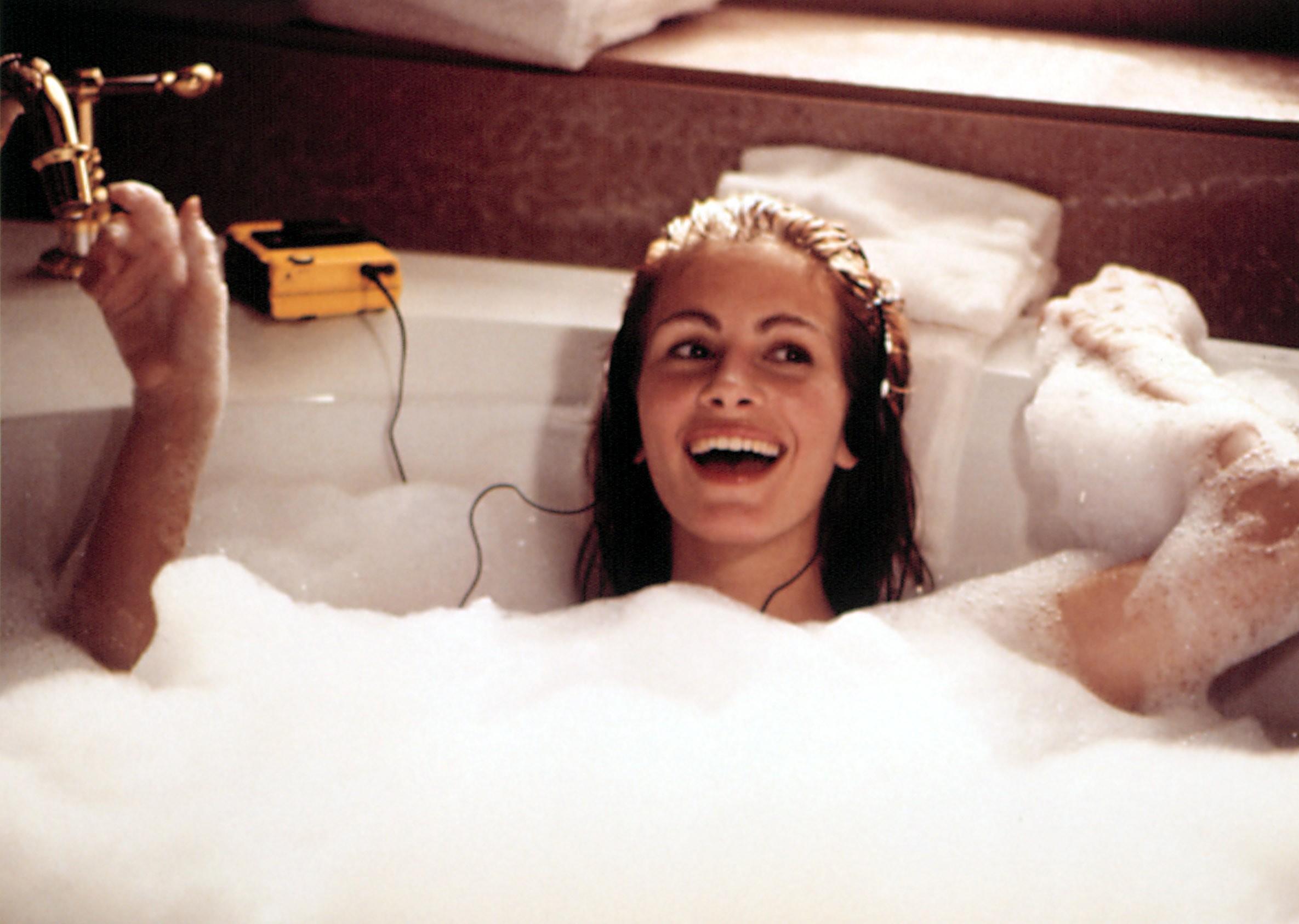 Julia Roberts najpiękniejszą kobietą świata