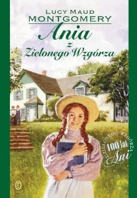 Ania z Zielonego Wzgórza - okładka