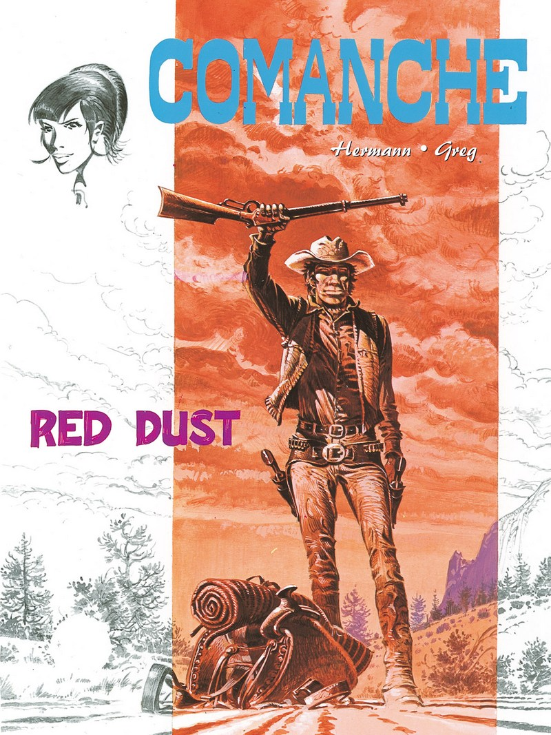 Comanche #01. Red Dust