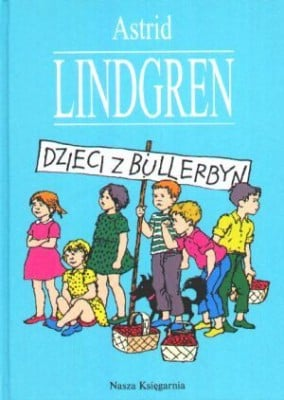 Dzieci z Bullerbyn - okładka