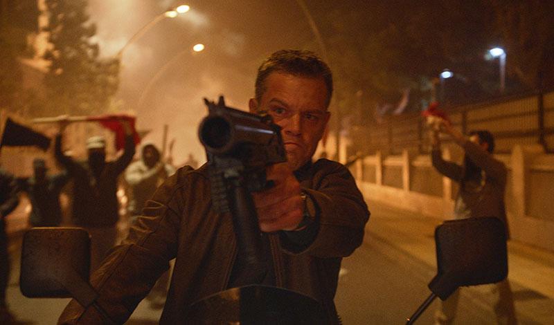 Nowy spot Jasona Bourne'a