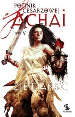 Pomnik cesarzowej Achai 5 - okładka
