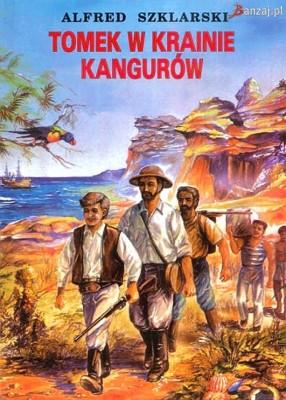 omek w krainie kangurów - okładka
