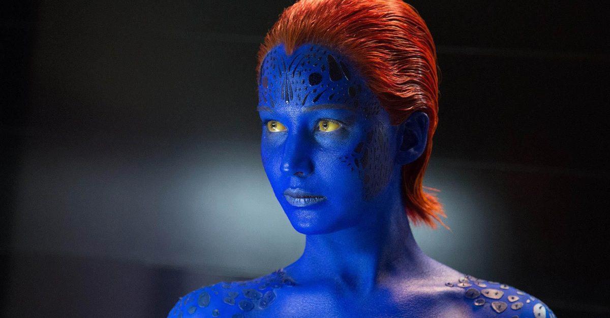 Jennifer Lawrence jako Mystique