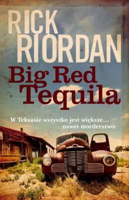Big Red Tequila - okładka