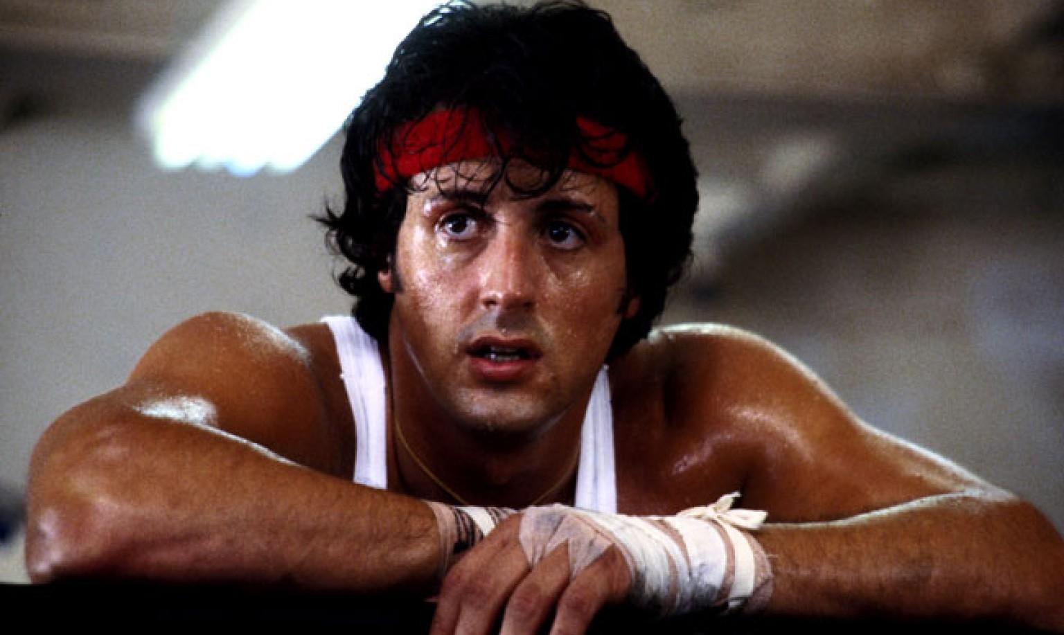 Sylvester Stallone pakuje na siłowni. Ma kondycję jak 40 lat temu