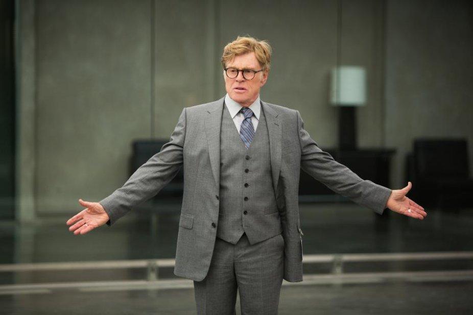 Watchmen - Robert Redford w roli prezydenta Roberta Redforda w serialu HBO